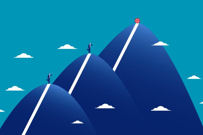 やりたいことリスト100は3ステップで終わることのイメージ図