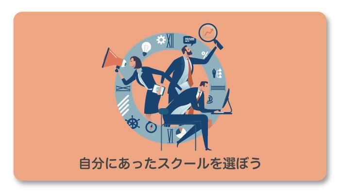 オンラインのプログラミングスクールの選ぶ基準6つ
