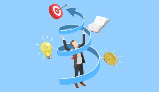 【月3万可能】初心者がブログで稼ぐには?挫折しない仕組みが重要!